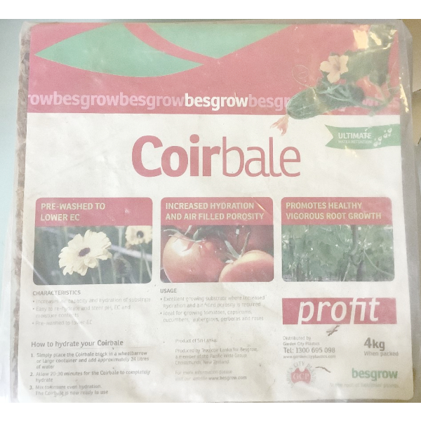 coirbale plant grower