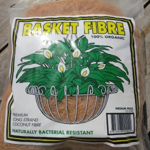 a pack of coconut fibre
