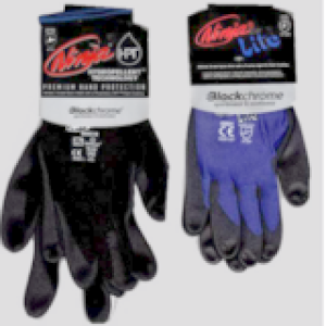 two kinds of gloves