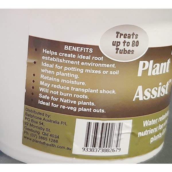 plant assist plant conditioner