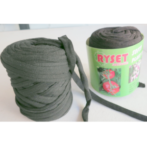 two set of woven elastic tie thread